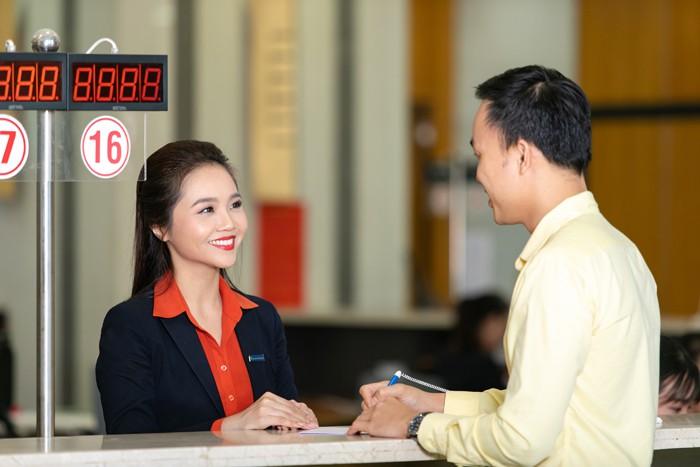 Sacombank là ngân hàng thuộc Top đầu các ngân hàng của Việt Nam