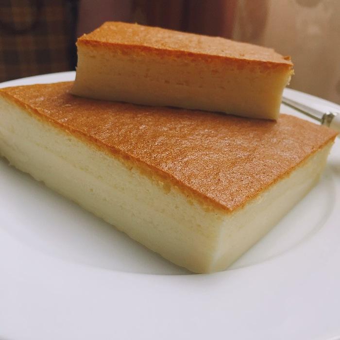 Sử dụng lò vi sóng để nướng bánh giúp nhiệt độ chín đều bánh.