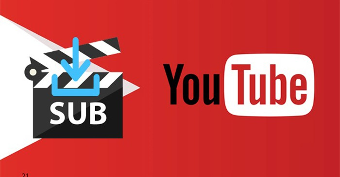 Thủ thuật tải video có phụ đề trên youtube phải sử dụng phần mềm CCSubs