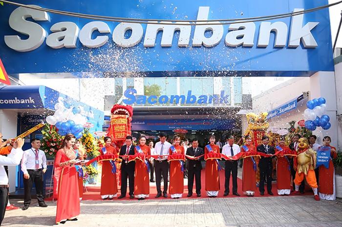 Sacombank là viết tắt của Saigon Thuong Tin Commercial Joint Stock Bank