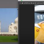 Cách ghép ảnh trong photoshop nhanh nhất