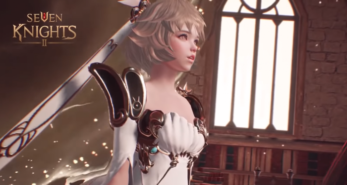 Game mobile: Seven Knights 2