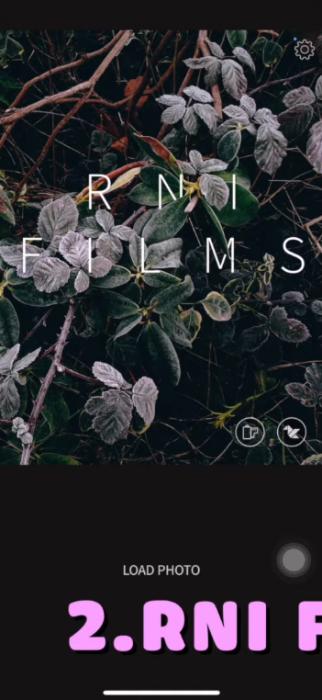 App RNI FILMS