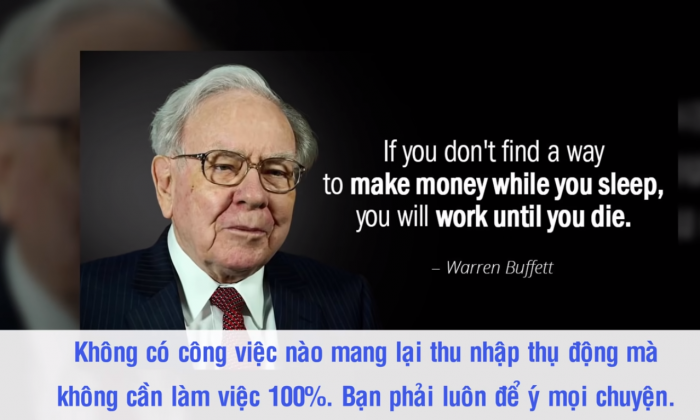 Huyền thoại đầu tư Warren Buffett