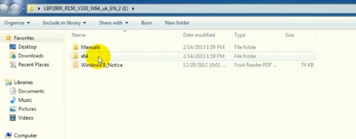Mở file 64 và open và làm theo các bước hướng dẫn tự động là bạn có thể cài đặt được