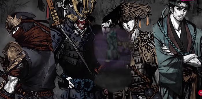 Game mobile: RoNin : The Last Samurai
