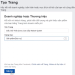 Cách Tạo Fanpage Facebook Chuẩn Seo 2020