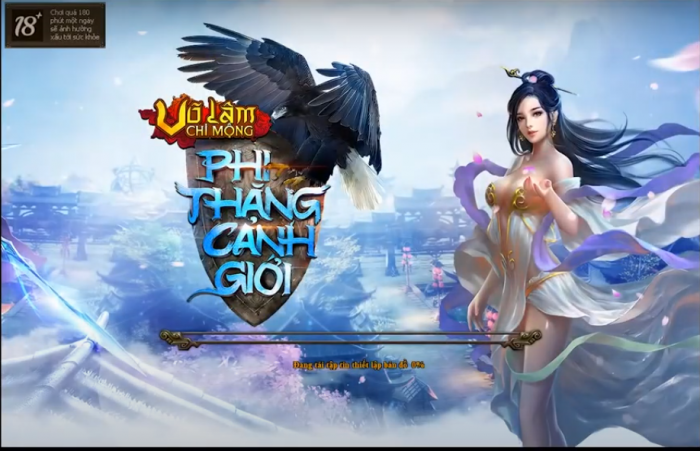 WebGame Võ Lâm Chi Mộng