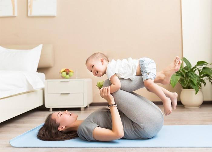 Những cách giảm cân sau sinh 1 tháng an toàn nhất