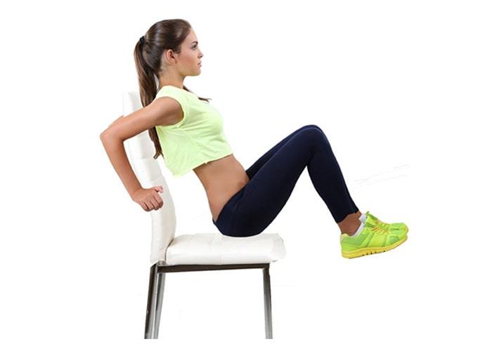 10 Động tác giảm mỡ bụng hiệu quả nhất cho bạn