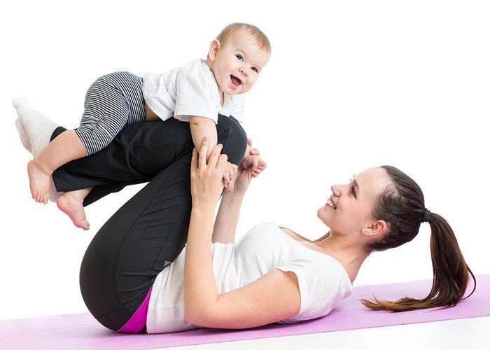 Giảm cân sau sinh – Mẹo làm giảm mỡ bụng hiệu quả