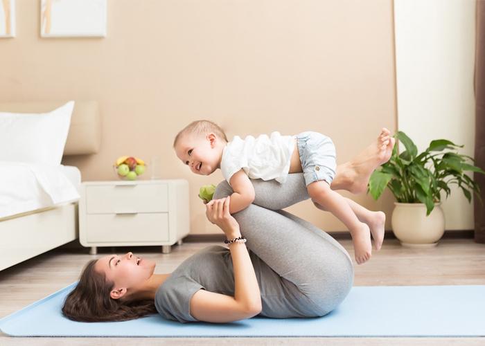 Giảm cân sau sinh – Mẹo lấy lại vóc dáng thon gọn