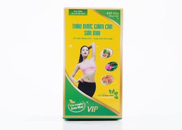 Giảm cân Sơn Mai – Thuốc giảm cân gia truyền hiệu quả