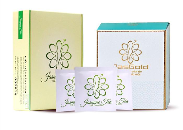 Trà giảm cân Jasmine Tea – Cứu cánh cho vóc dáng của bạn