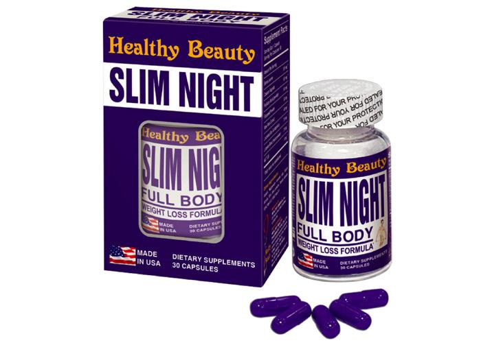 Thuốc giảm cân Slim – Dáng đẹp eo thon là chuyện nhỏ
