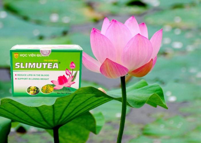 Sử dụng trà giảm cân Slimutea thế nào để hiệu quả?