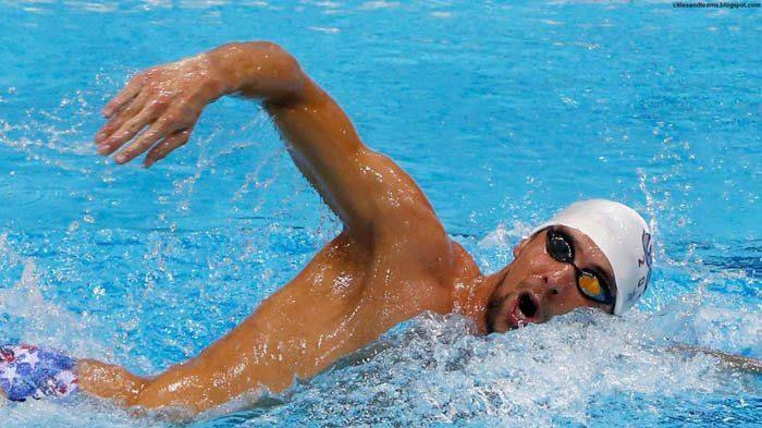 Bơi thường xuyên giảm bụng bia cực nhanh