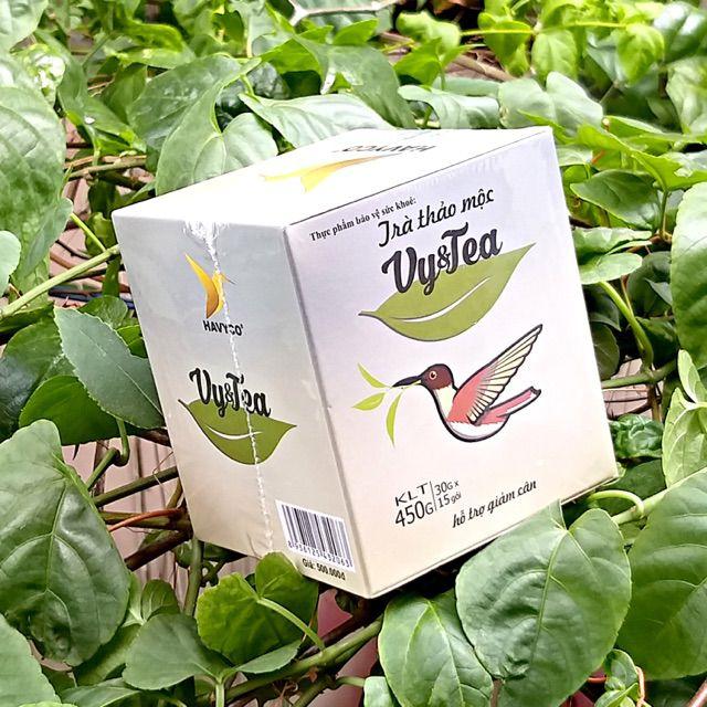 Một trong các loại trà giảm béo có tiếng về thương hiệu