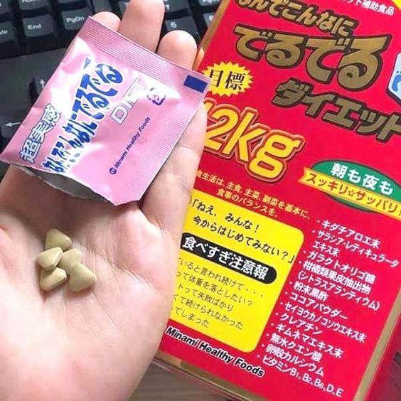 Viên uống giảm cân Minami là gì ?