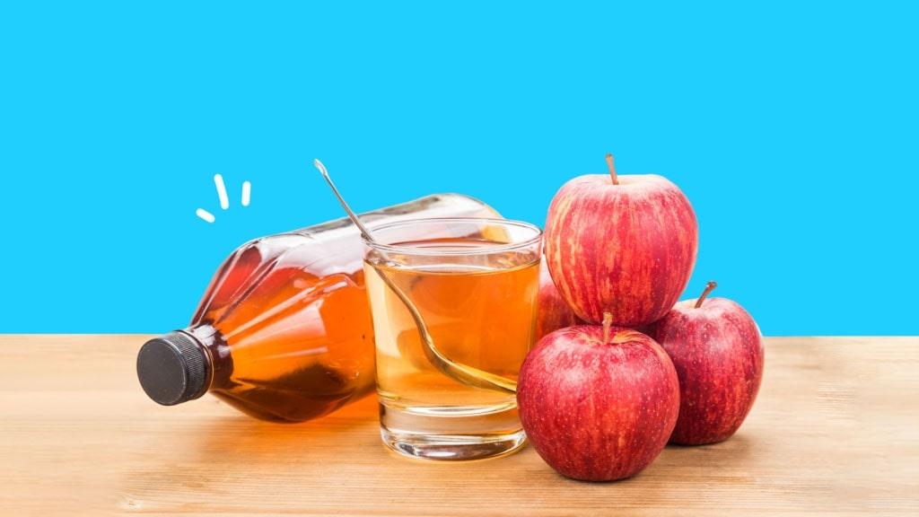 Uống giấm táo giảm cân có hiệu quả như lời đồn