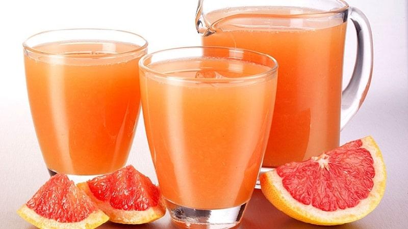 Những loại nước ép trái cây rất có công dụng trong vấn đề giảm mỡ eo.