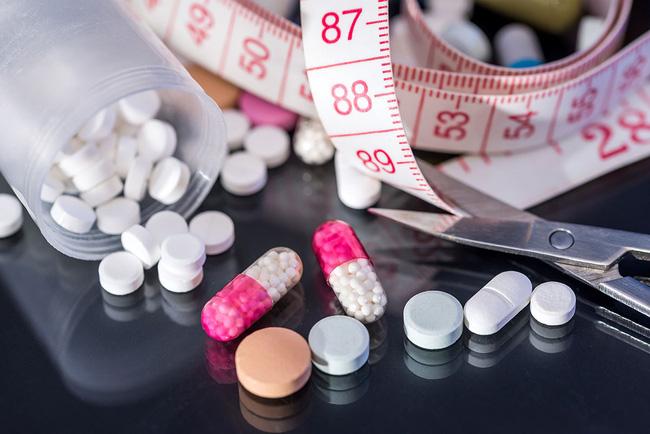 sản phẩm giảm cân từ thuốc