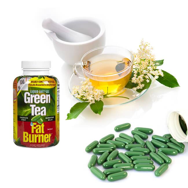 Thuốc giảm cân Green tea là gì ?