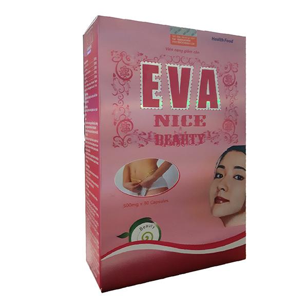 Thuốc giảm cân Eva có tốt như lời đồn ?