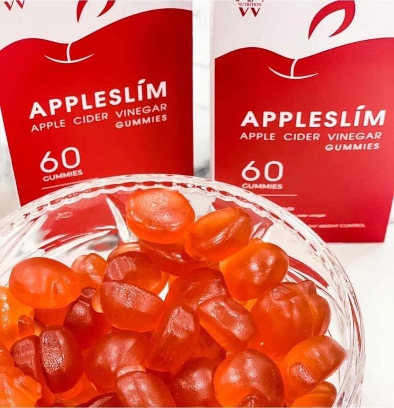 Những loại thuốc giảm cân giấm táo phổ biến