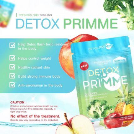 Thuốc giảm mỡ bụng đến từ Thái Lan, Detoxi Slim
