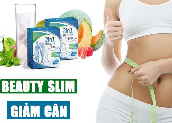 Viên sủi Beauty Slim – Giảm cân an toàn, hiệu quả lâu dài