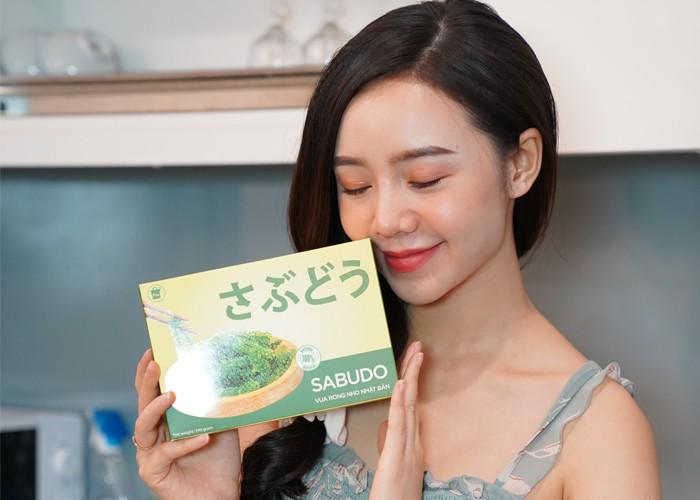 Rong nho Sabudo – Thực phẩm vàng chăm sóc sức khỏe
