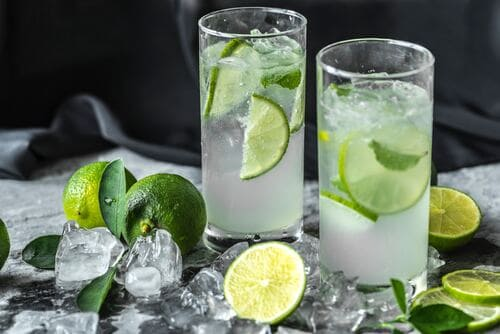 Kết hợp sử dụng các loại nước detox để giảm cân
