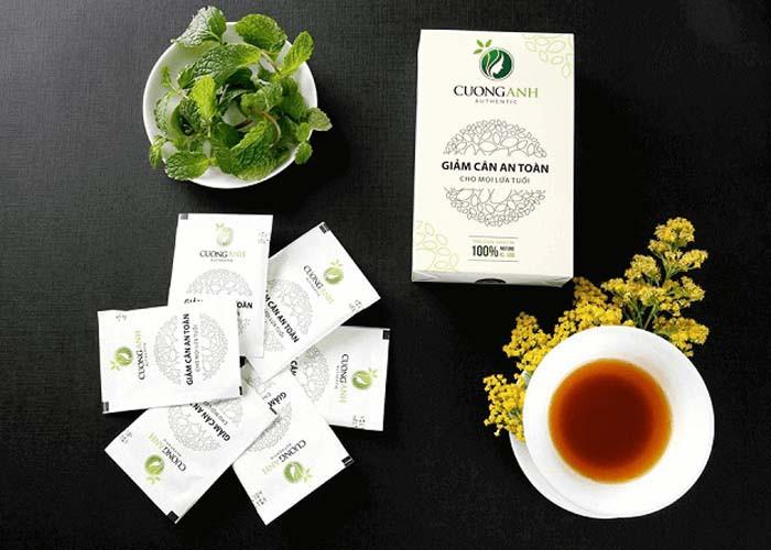 05 loại trà giảm cân cho phụ nữ cho con bú bạn không nên bỏ qua