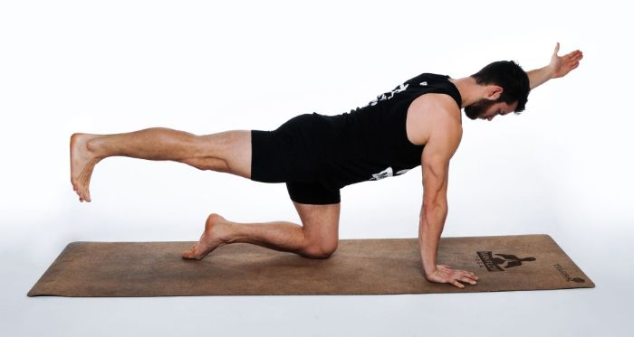 Bài tập giảm bụng mỡ nam