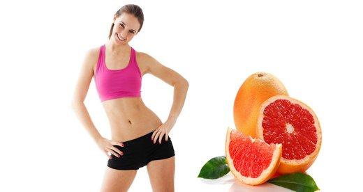 Bưởi hỗ trợ giảm cân