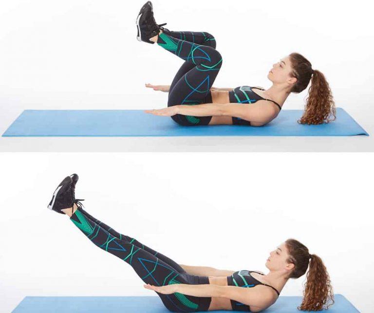 Bài tập nào giúp giảm lượng mỡ bụng hiệu quả nhất