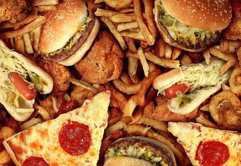 Do ăn uống không khoa học