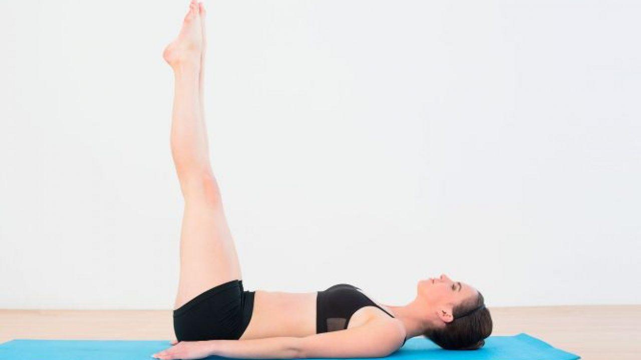 Cách giảm mỡ bụng dưới tại nhà bằng bài tập nâng chân