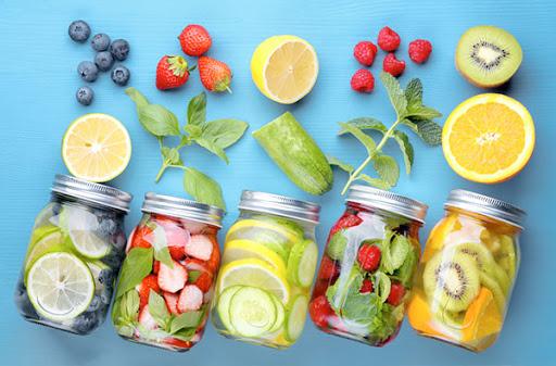 Detox giảm cân tự nhiên
