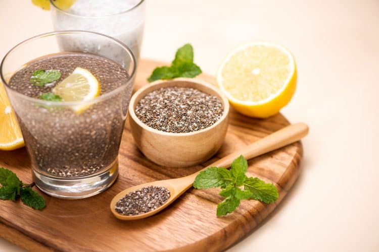 Sử dụng hạt chia có giảm cân không?
