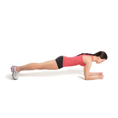 Luyện tập giảm mỡ cánh tay và vai cấp tốc