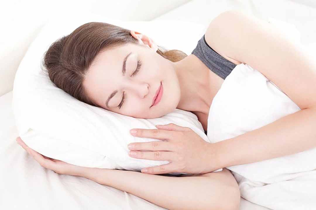 Ngủ đủ giấc quan trọng trong giảm cân