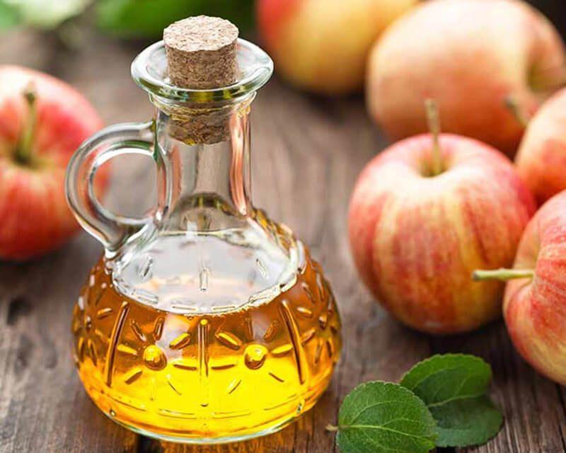 Phương pháp giảm mỡ bằng giấm táo