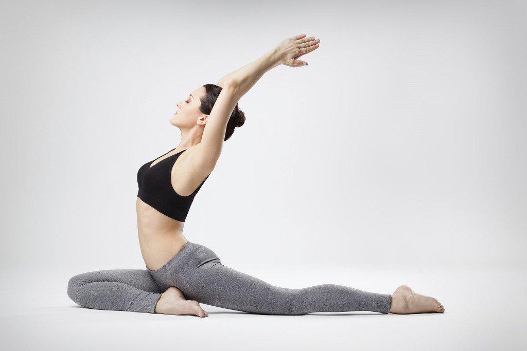 Tập yoga giúp giảm nọng ở cằm ở nhà hiệu quả mà rất an toàn