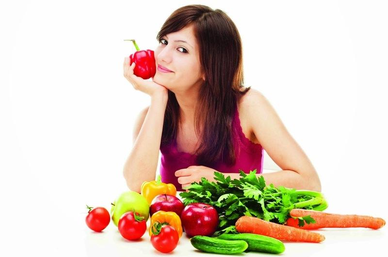 Bổ sung rau củ quả cho cơ thể góp phần giảm nọng ở cằm rất nhanh chóng