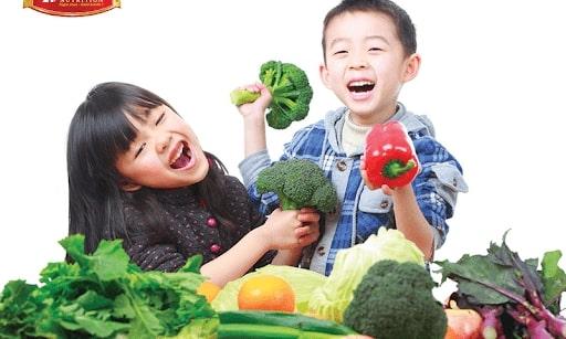 Rau xanh là một trong những thực phẩm giúp giảm cân tốt nhất