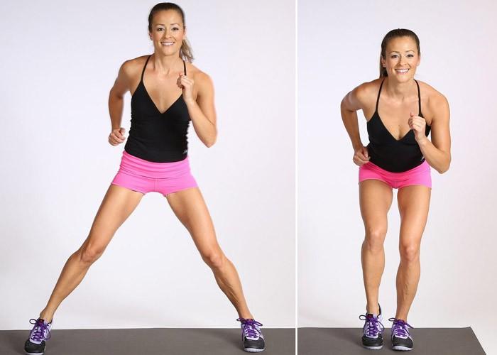 """Cách làm giảm mỡ bụng và chân nhanh chóng cho """"chân thon, bụng phẳng"""""""