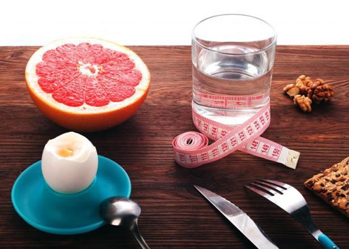 Thực đơn cho người giảm mỡ bụng hiệu quả trong 7 ngày