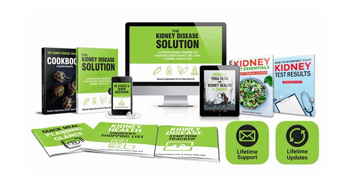Kidney Disease Solution Review - Treatment solution